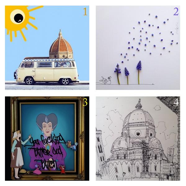 profili Instagram da seguire con tanta creatività