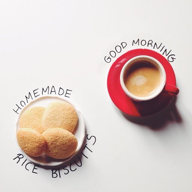 colazioni per instagram