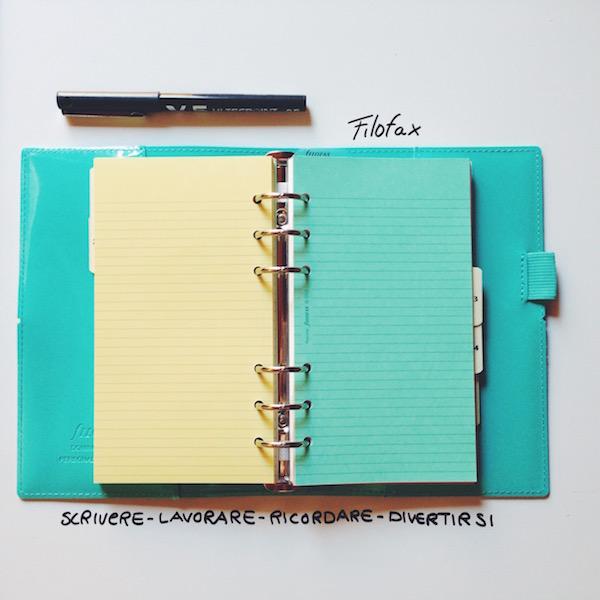 agenda Filofax