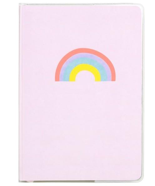 quaderno arcobaleno