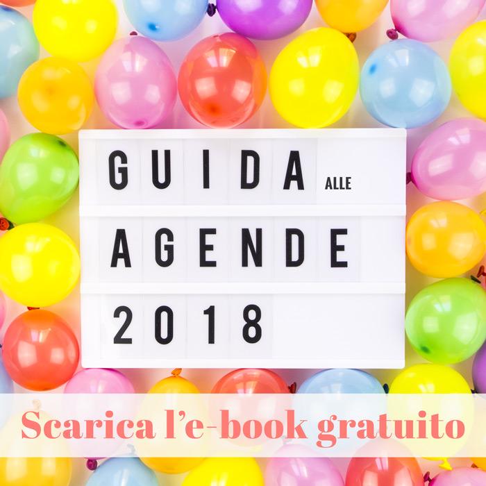 scarica l'e-book guida alle agende 2018 valinapostit
