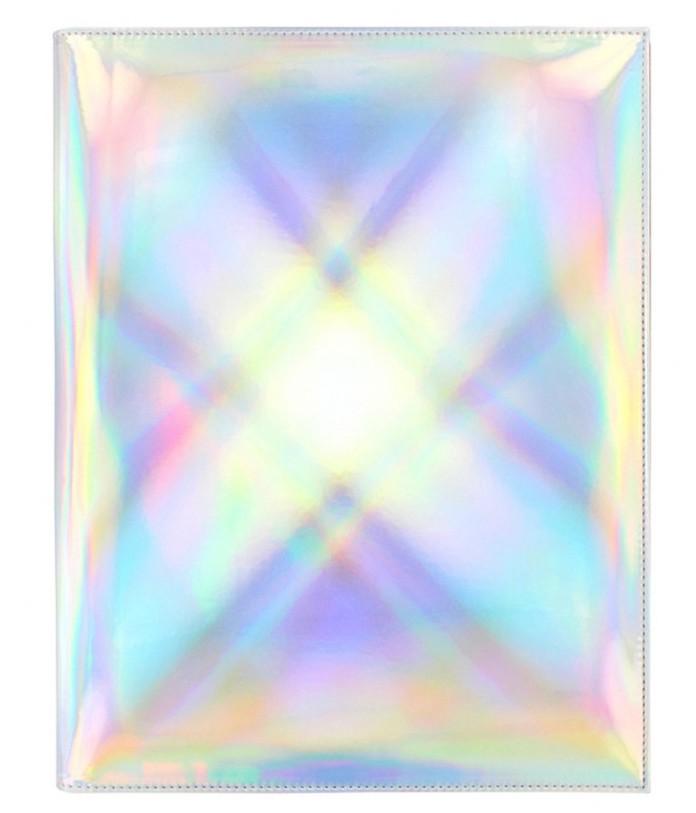 padfolio iridescente