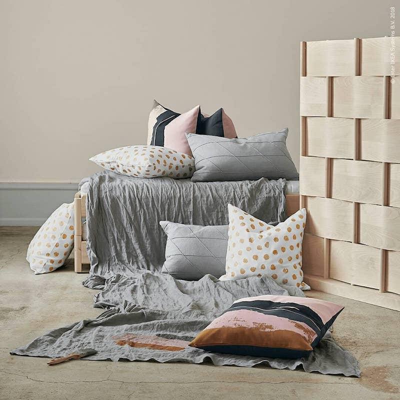 cuscini pois Ikea