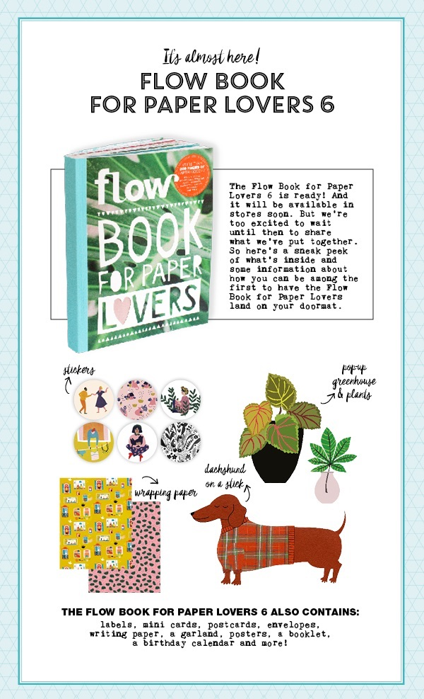 Book for paper lovers 6 Flow