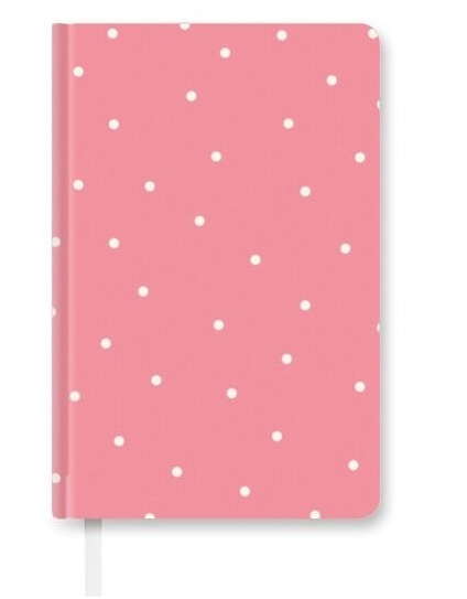 diario 5 anni rosa