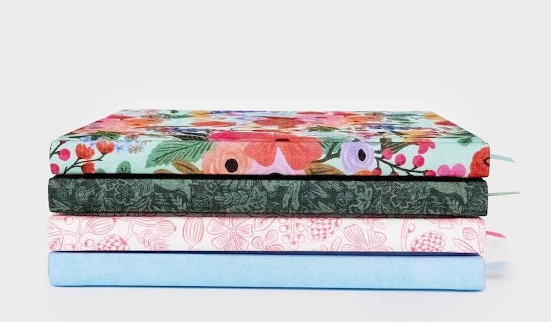 quaderni fiori