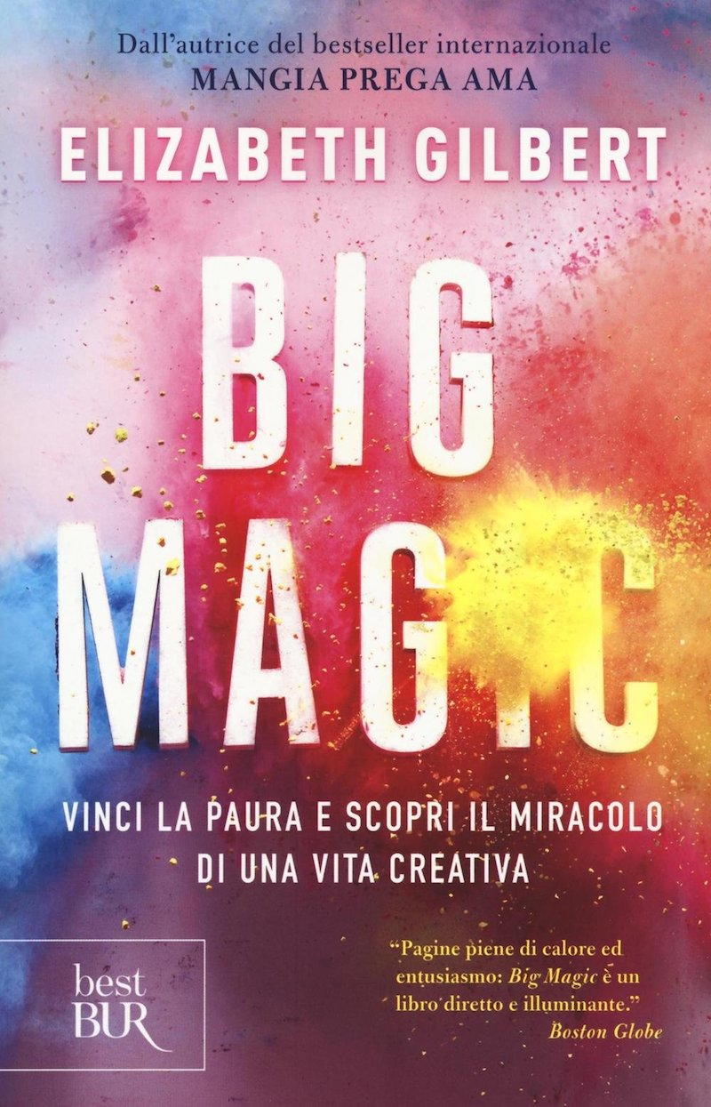 Big Magic libro