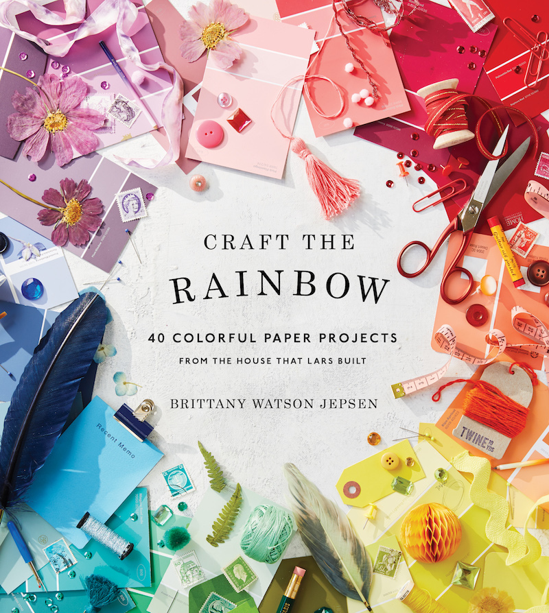 Craft The Rainbow libro