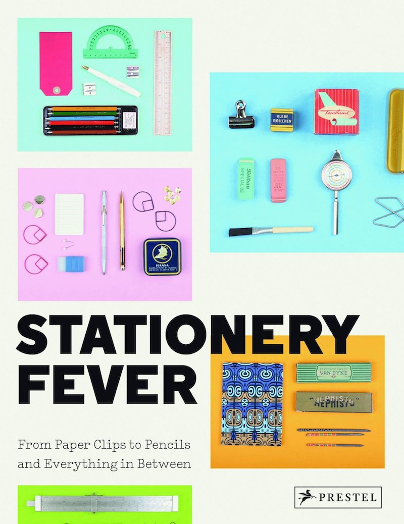 Stationery Fever libro cartoleria