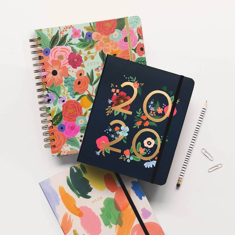 rifle paper planner