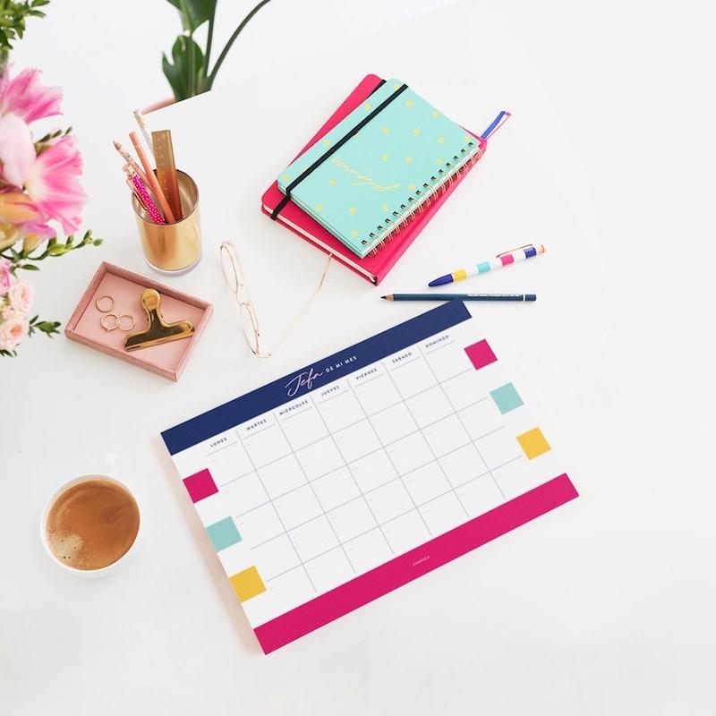 planner mensile charuca