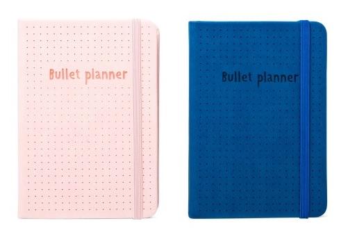 bullet journal a6 tiger