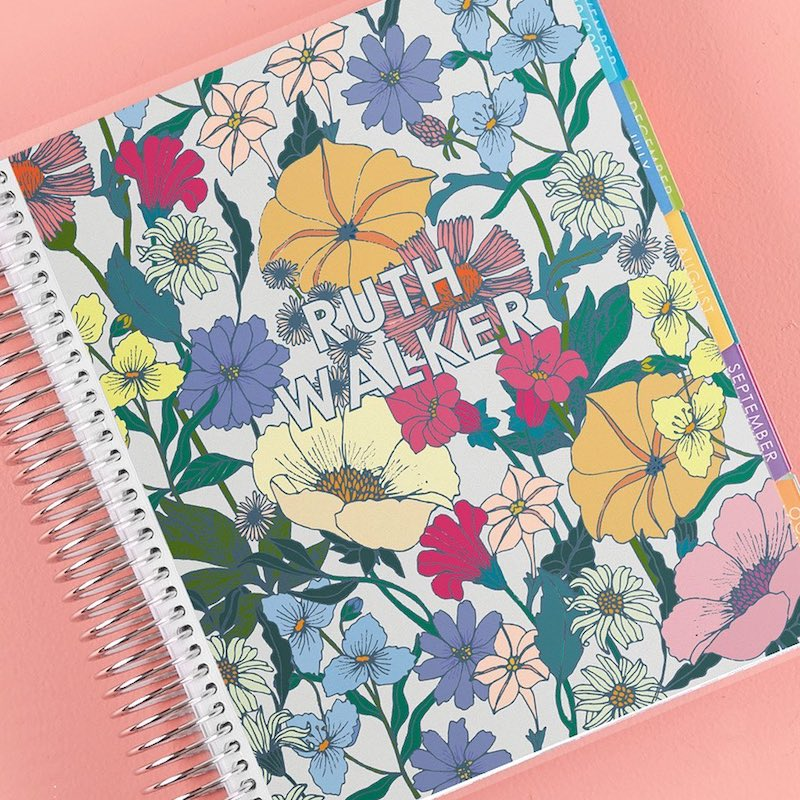 copertina flower power erin condren