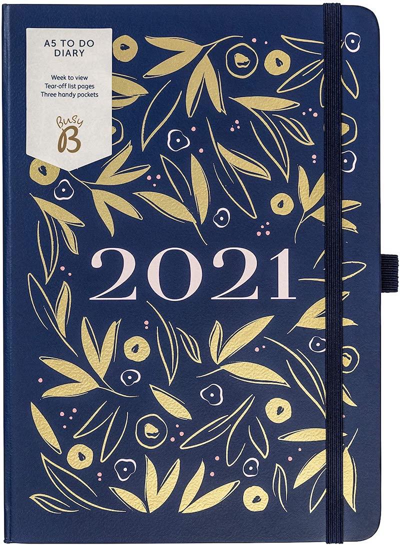 agenda settimanale 2021