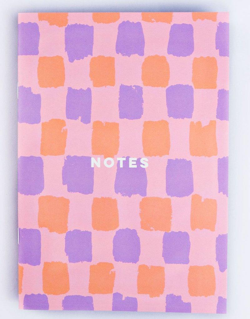 quaderno rosa